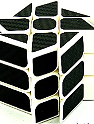 Недорогие -Кубик рубик Чужой Восьмиугольная колонна 3*3*3 Спидкуб Кубики Рубика головоломка Куб Матовое стекло Подарок Девочки