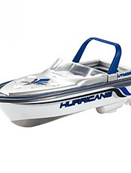 cheap -RC Boat HY218Blue Plastics 4 Channels KM/H RTR
