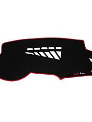 abordables -Automobile Matrice de tableau de bord Tapis Intérieur de Voiture Pour Audi 2009 2010 2011 2012 2013 2014 2015 2016 A4L