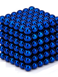 cheap -Magnet Toy Building Blocks Neodymium Magnet Magnetic Balls 216pcs 3mm Magnet DIY Square Toy Gift