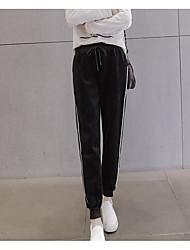 cheap -Women's Loose Sweatpants Pants - Solid Colored Pure Color