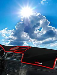 abordables -Automobile Matrice de tableau de bord Tapis Intérieur de Voiture Pour Skoda Toutes les Années Yeti