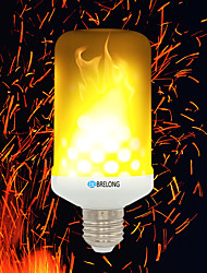 cheap -BRELONG E27/E14/B22 LED Flame Effect Fire Light Bulbs 2835 99SMD AC85-265V