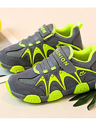 cheap -Boys' / Girls' Shoes Canvas Spring / Fall Comfort Sneakers for Yellow / Red / Green
