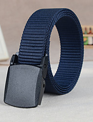 cheap -Women's Fabric Waist Belt,Gray Light Brown Army Green Khaki Royal Blue Casual
