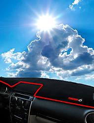 abordables -Automobile Matrice de tableau de bord Tapis Intérieur de Voiture Pour Mazda Toutes les Années Mazda6