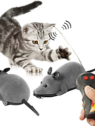 cheap -Pet Toy Interactive Wireless Remote Control  Cute RC Mouse Toy For Dog Cat Kid Playing Pet Product