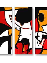 economico -Fantasia Ad olio Decorazioni da parete,Plastica Materiale con cornice For Decorazioni per la casa Cornice Salotto