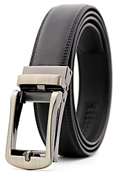 cheap -Men's Work Casual Waist Belt - Solid Colored Pure Color