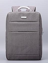cheap -Men's Bags Oxford Cloth Backpack Zipper Black / Purple / Light Gray