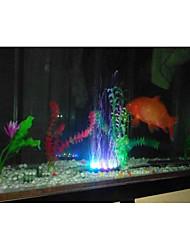 Недорогие -Аквариумы Оформление аквариума / LED чип / Подводное освещение Разные цвета Водонепроницаемость Светодиодная лампа 220 V V /