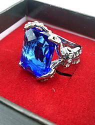 preiswerte -Schmuck Inspiriert von Black Butler Ciel Phantomhive Anime Cosplay Accessoires Ring Harz Chrom