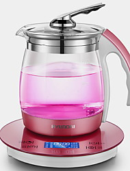 cheap -Glass Teapot LCD Water Ovens 220V 800W Kitchen Appliance
