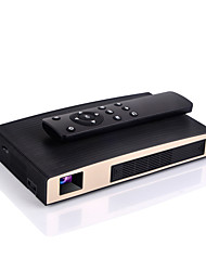 abordables -Factory OEM X6 DLP VidéoprojecteurUltra-Portables FWVGA (854x480)ProjectorsLED 150