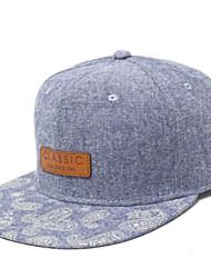 cheap -Cotton Sun Hat, Casual Summer Fall Dark Gray Light Blue Light gray
