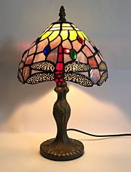 baratos -Moderna Decorativa Luminária de Mesa Para Quarto Metal 220V Vermelho
