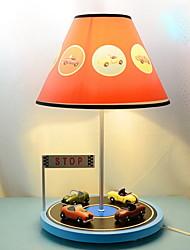 billige -Moderne / Nutidig Dekorativ Bordlampe Til Soveværelse Metal 220 V Blå Lyserød