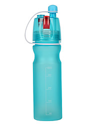 cheap -Sports Water Bottles Sport Bottle Plastic PP (Polypropylene) for Camping / Hiking Hiking Racing Outdoor Exercise Cycling / Bike Camping