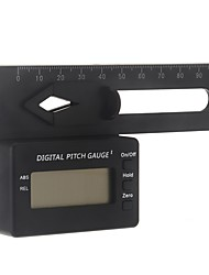 cheap -goolrc lcd digital pitch gauge for align trex 150-700 flybarless helicopter (digital pitch gauge)