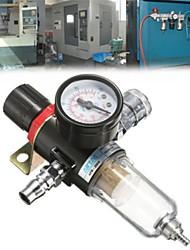 economico -afr-2000 kit filtro aria separatore filtro aria 1/4 con manometro regolatore
