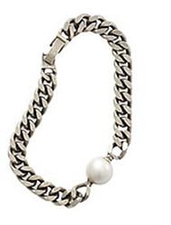 abordables -Femme Bracelet - Mode Bracelet Argent Pour Quotidien / Sortie