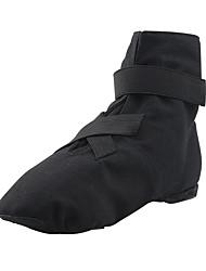 economico -Scarpe per danza jazz Di corda Ballerine Piatto Personalizzabile Scarpe da ballo Bianco / Nero / Rosso / Da allenamento