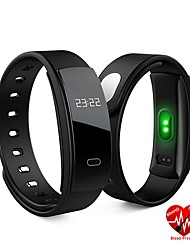 cheap -QS80 Smart Bracelet Blood Pressure Heart Rate Monitor IP67 Waterproof Watch for Android IOS