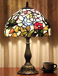 economico -Metallico Decorativo Lampada da tavolo Per Camera da letto Metallo 220V Rosso