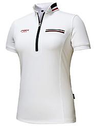 baratos -Mulheres Golfe Camiseta Secagem Rápida / A Prova de Vento / Vestível Golfe / Exercicio Exterior Desportos e Ar livre