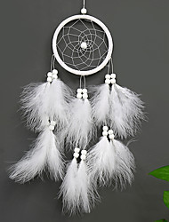 cheap -1-piece wood dream catcher art deco/retro collectibe diy suppliesforhome decoration