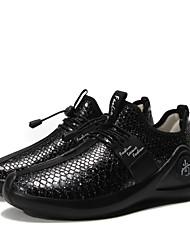Muškarci Cipele Sintetika, mikrofibra, PU PU Proljeće Udobne cipele Svjetleće tenisice Atletičarke tenisice Trčanje Planinarenje