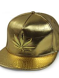 Недорогие -Универсальные Для вечеринки Шляпа от солнца Бейсболка Полиуретановая, Однотонный