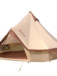 economico -> 8 persone Tenda Singolo Tenda da campeggio Una camera Tende da campeggio formato famiglia Antivento Anti-pioggia Professionale per