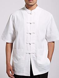 muška berba pamučne platnenih košulja