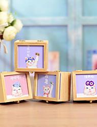 cheap -Non-personalized Wood Music Box Friends Baby & Kids Wedding Birthday