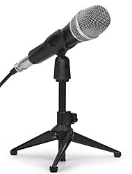 cheap -KEBTYVOR DH1 Wired 6.3mm Microphone Microphone Dynamic Microphone Handheld Microphone For Computer Microphone Karaoke Microphone