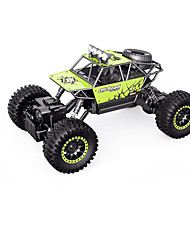 baratos -Carro com CR SL-003A Canal 4 2.4G Off Road Car 1:18 KM / H