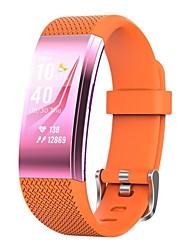 Недорогие -CP-F4 Смарт Часы Android iOS Bluetooth Контроль APP Измерение кровяного давления Израсходовано калорий Педометры / Датчик для отслеживания активности / Датчик для отслеживания сна / будильник