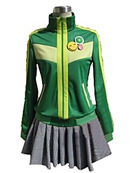 cheap -Inspired by Persona Series Cosplay Anime Cosplay Costumes Cosplay Suits Other Long Sleeve Coat / Skirt / More Accessories For Men's / Women's Halloween Costumes