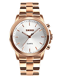 cheap -SKMEI Men's Quartz Military Watch Fashion Watch Sport Watch Japanese Bluetooth Water Resistant / Water Proof Remote Control / RC