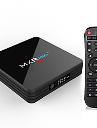 abordables -MXR PRO PLUS 4G+32G TV Box Android 7.1 TV Box RK3328 Quad-Core 64bit Cortex-A53 4GB RAM 32GB ROM Octa Core