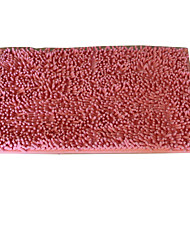 cheap -Modern Bath Mats Coral Velve Geometric Rectangle