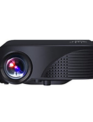 cheap -S320 LCD Home Theater Projector 1800 lm Support 1080P (1920x1080) 30-120 inch Screen