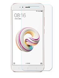 abordables -Protecteur d'écran XIAOMI pour Xiaomi Mi 5X Verre Trempé 1 pièce Ecran de Protection Avant Anti-Rayures Dureté 9H