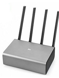 economico -xiaomi router wifi intelligente pro gaming dual band dual core home entertainment intelligente mi r3p 2600mbps