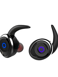 cheap -AWEI T1 In Ear Bluetooth 4.2 Headphones Dynamic Mahogany Sport & Fitness Earphone Mini / Comfy / Noise-isolating Headset