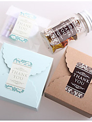 baratos -Tema vintage Etiquetas, Etiquetas e tags - 6 Forma quadrada Autocolantes Todas as Estações