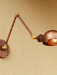 economico -Stile Mini LED Vintage Luci del braccio oscillante Per Salotto Negozi/Cafè Metallo Luce a muro 110-120V 220-240V 4W