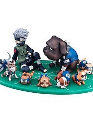 baratos -Figuras de Ação Anime Inspirado por Naruto Ghost Quartz O olho de incenso do Naruto PVC CM modelo Brinquedos Boneca de Brinquedo Homens