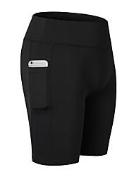 preiswerte -Damen Laufschuhe Atmungsaktivität Shorts / Laufshorts Übung & Fitness Polyester Rose Rot / Blau / Grau M / L / XL